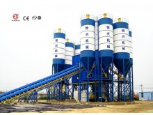 HZS series concrete mixing plant (Ready-mixed type)