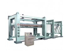 Fully automatic cutting machine for AAC