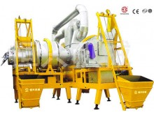 Mobile Asphalt Mixture Mixing Equipment
